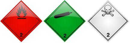 Klass 2 - Gaser