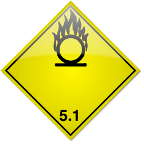 Klass 5.1 - Oxiderande ämnen