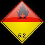 Klass 5.2 - Organiska peroxider