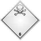 Class 6.1 - Toxic substances