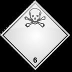 Klass 6.1 - Giftiga ämnen