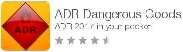 "The Android app ""ADR Dangerous Goods"""